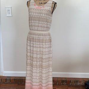 Ruby Rd. Petite Maxi dress